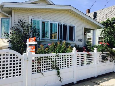 Milford Single Family Home For Sale: 92 Naugatuck Avenue