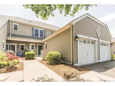 Hamden Condo/Townhouse For Sale: 39 Ives Street #102