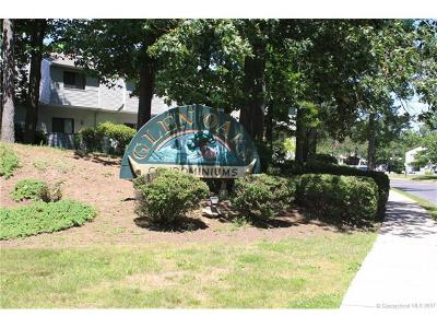 Newington Condo/Townhouse For Sale: 360 Cypress Road #360