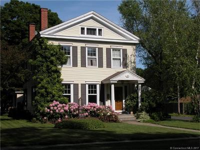 Milford CT Single Family Home For Sale: $625,000