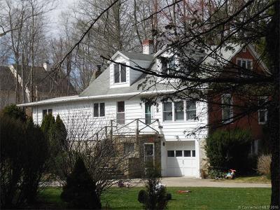 Ledyard Single Family Home For Sale: 1661 Center Groton Road