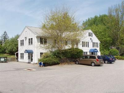 Norwich Commercial For Sale: 308 Salem Turnpike