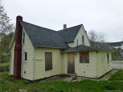 Norwich Single Family Home For Sale: 13 Baltic Street