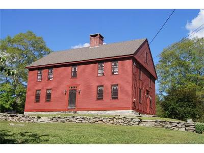 RI-Kent County, RI-Providence County, CT-Windham County, Windham County, Providence County, Kent County Single Family Home For Sale: 245 Brooklyn Road