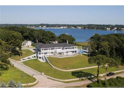 Stonington Single Family Home For Sale: 289 Osbrook Point