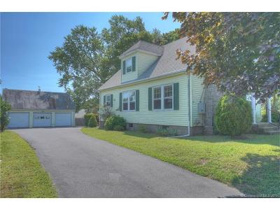 Groton Single Family Home For Sale: 151 Hynes Ave