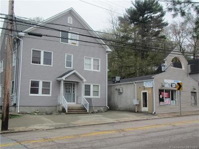 Norwich Multi Family Home For Sale: 314 Laurel Hill Avenue