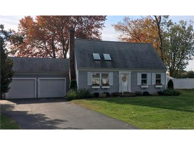 Old Saybrook Single Family Home For Sale: 10 Thompson Road
