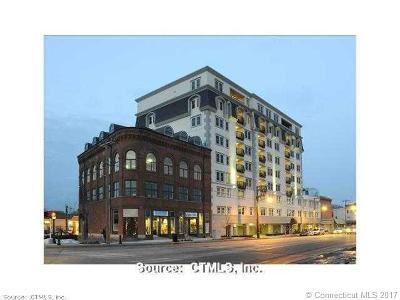 New London Condo/Townhouse For Sale: 461 Bank Street #802