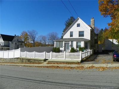 New London Single Family Home For Sale: 34 Grove Street