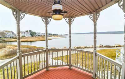 Groton Single Family Home For Sale: 33 Island Circle South