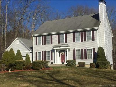 Norwich Single Family Home For Sale: 28 Greenwich Court