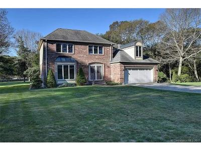 Stonington Single Family Home For Sale: 75 Farmholme Road