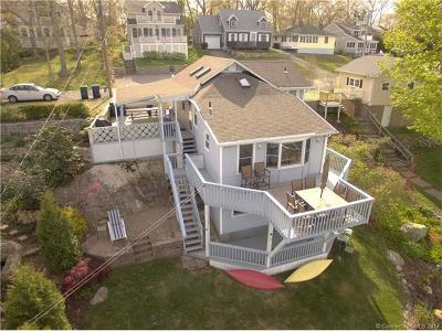 Old Lyme Single Family Home For Sale: 28 Sea View Road
