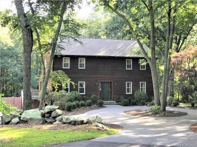 Stonington Single Family Home For Sale: 1027 Pequot Trail