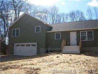 Ledyard Single Family Home For Sale: 14 Stevens Avenue