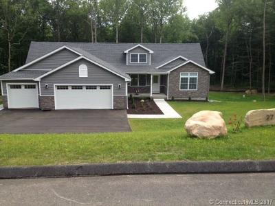 Ledyard Single Family Home For Sale: 11 Hilltop Drive