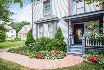 Groton Single Family Home For Sale: 23 1/2 Pearl Street