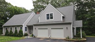 Ledyard Single Family Home For Sale: 7r Eska Drive