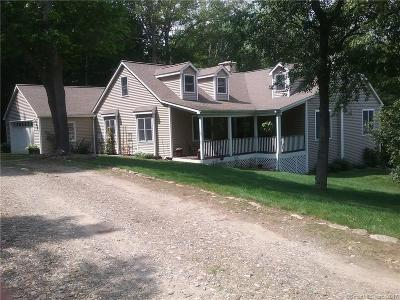Ledyard Single Family Home For Sale: 107 Silas Deane Road