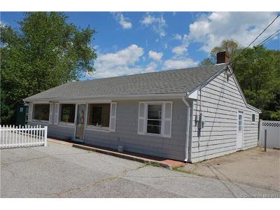 Ledyard Single Family Home For Sale: 346 Colonel Ledyard Hwy