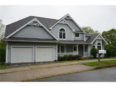 Groton Single Family Home For Sale: 309 Old Evarts Lane