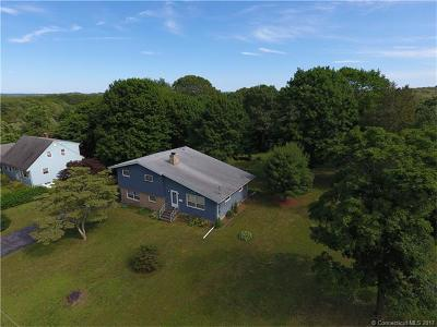 Stonington Single Family Home For Sale: 27 Russell Ave