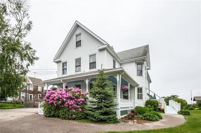 Groton Multi Family Home For Sale: 83 High Street