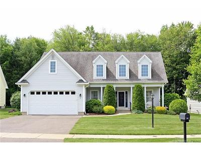 Somers Single Family Home For Sale: 14 Nutmeg Drive
