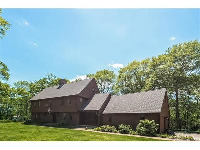 Waterford Single Family Home For Sale: 171 Butlertown Rd