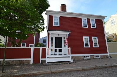 Stonington Single Family Home For Sale: 155 Water Street