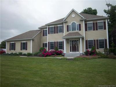 Ledyard Single Family Home For Sale: 1 Birch St