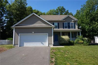 Groton Single Family Home For Sale: 231 Ensign Drive
