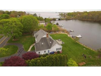 Waterford Single Family Home For Sale: 246 Shore Road