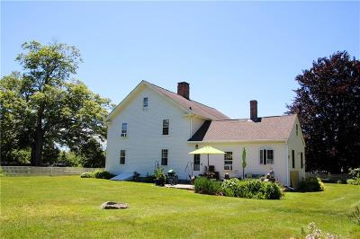Stonington Single Family Home For Sale: 704 Al Harvey Road