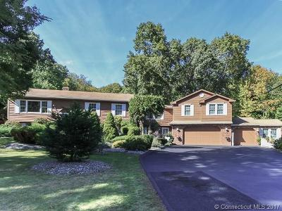 Norwich Single Family Home For Sale: 174 Canterbury Turnpike