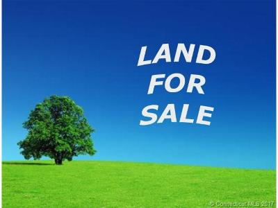 Tolland County, Windham County Residential Lots & Land For Sale: Lot B Margaret Henry Road