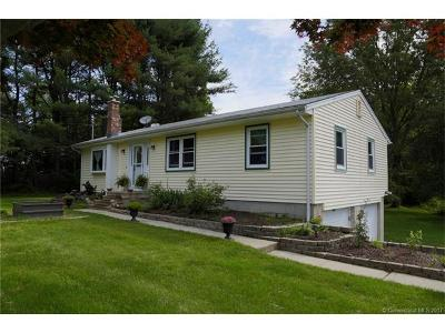 Groton Single Family Home For Sale: 1101 North Rd