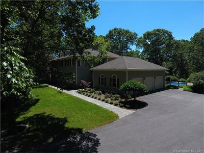 Stonington Single Family Home For Sale: 49 Kidds Way