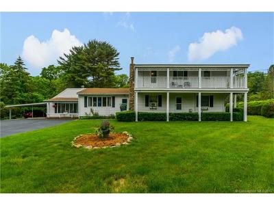 Ledyard Single Family Home For Sale: 333 Colonel Ledyard Hwy