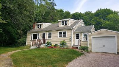 Stonington Single Family Home For Sale: 53 Mistuxet Avenue