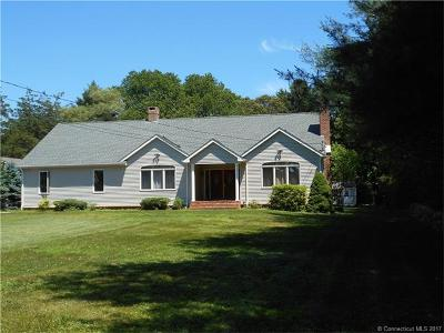 Stonington Single Family Home For Sale: 27 Quarry Road