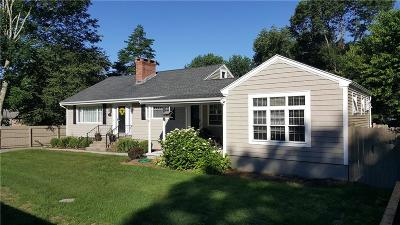 Waterford Single Family Home For Sale: 207 Rope Ferry Rd