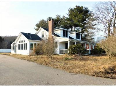 Ledyard Single Family Home For Sale: 325 Shewville Rd
