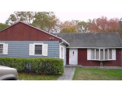 Stonington Single Family Home For Sale: 108 Greenhaven Rd