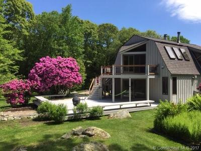 Stonington Single Family Home For Sale: 46 Stanton Lane