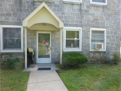 Plainfield Condo/Townhouse For Sale: 49 Canterbury Road #M