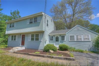 Ledyard Single Family Home For Sale: 55 Iron Street
