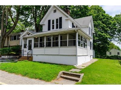 Groton Single Family Home For Sale: 168 Mitchell St