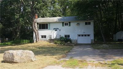 Ledyard Single Family Home For Sale: 21 Crestview Drive